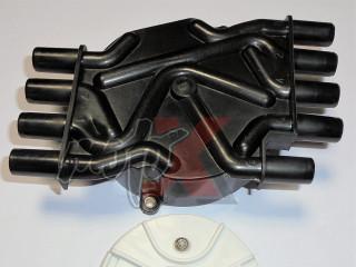 Volvo Penta V8 5.7L, 5.0L OSI, GXI Paskirstytojo k-tas, Dangtelis 3858975 ir Rotorius 3858977