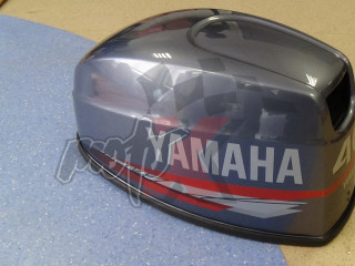 Капот ПЛМ Yamaha 40CV 66T всем моделям  66T-42610-20-00