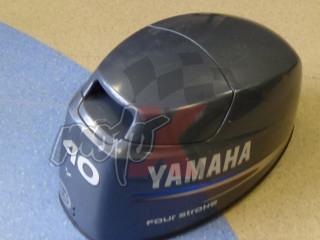 Капот ПЛМ Yamaha F40 F30 с 2000 до 2006 и моложе   67C-42610-30-4D