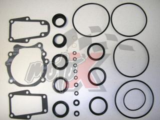 Riebokšlių ir sandariklių komplektas apatinė dalis OMC Cobra 1990-1993; V6 & V8 1986-1993   439967