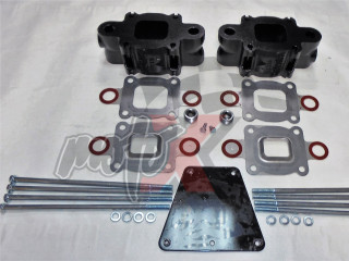 Mercruiser Dry Joint Išmetimo Intarpų 3' (71,2mm) k-tas V6 / V8 nuo 2002 ir vėlesniems # ОЕМ 864908A1