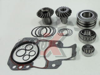 Gear set upper with bearings, seals and gaskets Mercruiser Alpha One GEN II 1991-1997, Alpha One, MR, R, ratio 1.50/1.47   43-803116T1