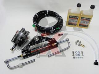 Hidraulinis vairavimo sistema pakabinamo vairklio iki 150 AG