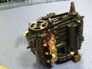 Yamaha F30-F40 EFI Variklio bazė  6BG-W009A-00-9S