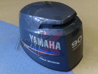 Kапот ПЛМ Yamaha F75 F80 F90 F100 с 1999 до 2006 и моложе  67G-42610-00-4D