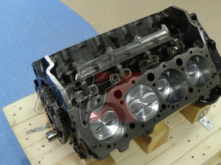 5.7 L  V8 - 1990-2018 MERCRUISER, VOLVO PENTA, OMC блок
