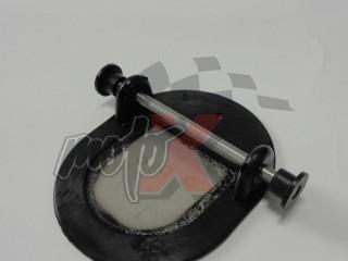 "Mercruiser Sklendė vamzdžio išmetimo 3"" (76.2mm)   99370A2"