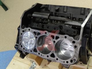 4.3 L V6 - 1990-2018 MERCRUISER, VOLVO PENTA, OMC Блок двигателя