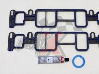 Intake Manifold Gasket set for Crusader 4.3L 262 CID V6 Vortec, 1996 & UP # OEM 7150950